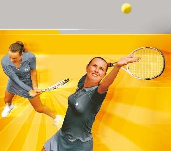 Где поиграть в большой теннис в Самаре?
