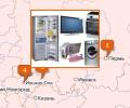 Магазины бытовой техники в Самаре