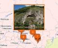 Пещеры Самары и Приволжского Федерального округа