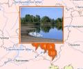 Пруды Самары и Самарской области