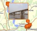 Мосты Самары и Приволжского ФО