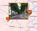 Парки и сады Ульяновска