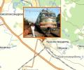 Железнодорожная станция Красногвардейская