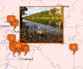 Озера Приволжского ФО