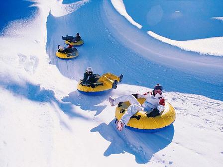 21 декабря большой зимний праздник в Лужниках!