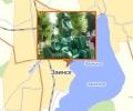 Памятник Крокодил Гена и Чебурашка