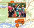 Где находятся детские лагеря в Самаре?
