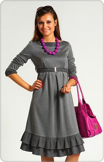 рисунок карандашом девушки со спины в платье