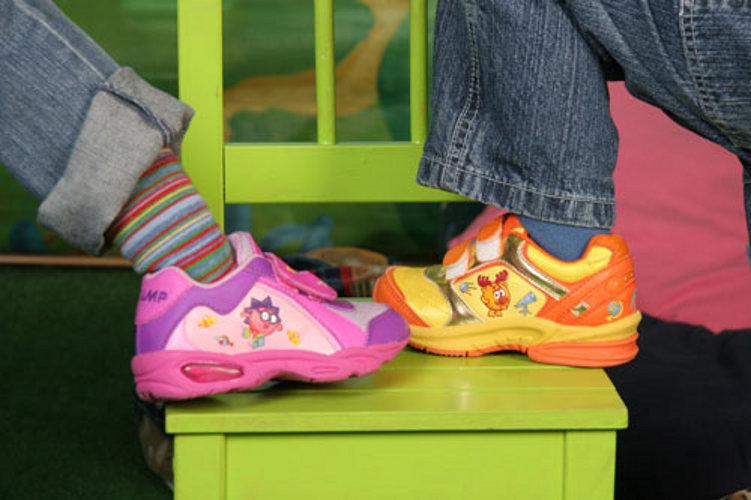 Где купить детскую обувь в Самаре?