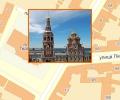 Где находятся раличные храмы в Нижнем Новгороде?
