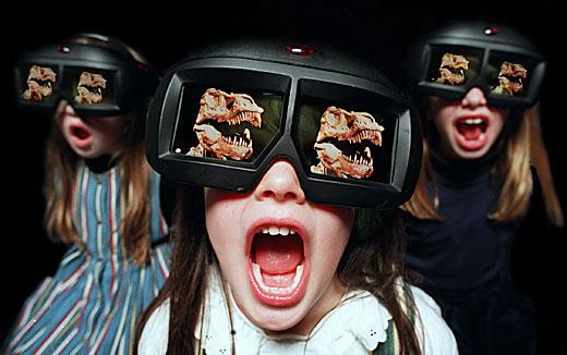 Где купить 3D очки в Нижнем Новгороде?
