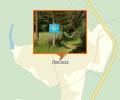 Дендрологический сад в поселке Лесхоз