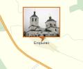 Церковь Богоявления в селе Егорьево