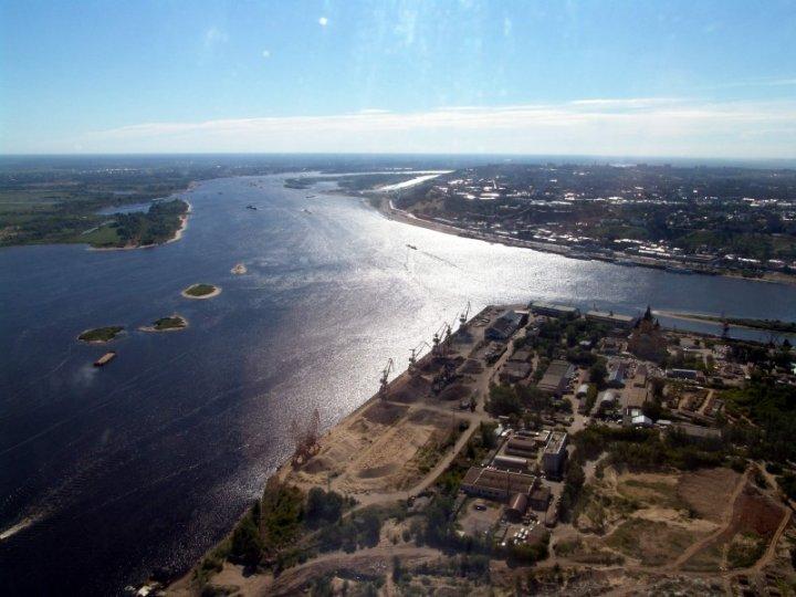 Каковы особенности рек Нижнего Новгорода?