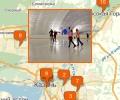 Где находятся ледовые катки в Казани?