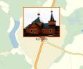Никольская церковь в с. Кочево