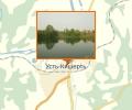 Карстовые озера Провал и Молебное