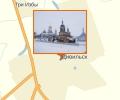 Тихвинский Богородицкий монастырь г. Цивильск