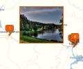 Какие природные объекты Казани интересны для экскурсий?