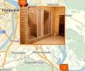Какие фирмы строят бани на заказ в Нижнем Новгороде?