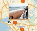 Какие обзорные площадки Казани раскрывают красоты столицы?