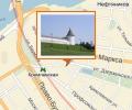Юго-восточная башня Казанского Кремля
