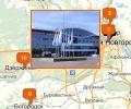 Какие впечатляющие спортивные сооружения есть в Новгороде?