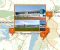 Спортивные объекты в Казани