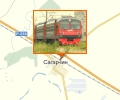 Железнодорожная станция Сагарчин