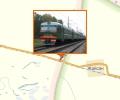 Железнодорожная станция Кос-Арал