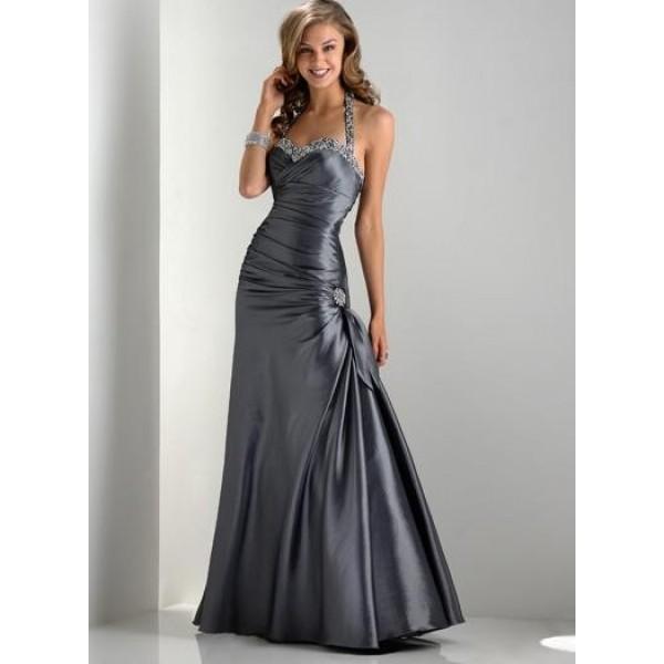 Вечерние платья 2013 фото. . ОписаниеДлинное, в пол, узкое платье, подчеркив