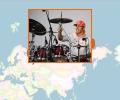 Где обучают игре на ударной установке в Казани?
