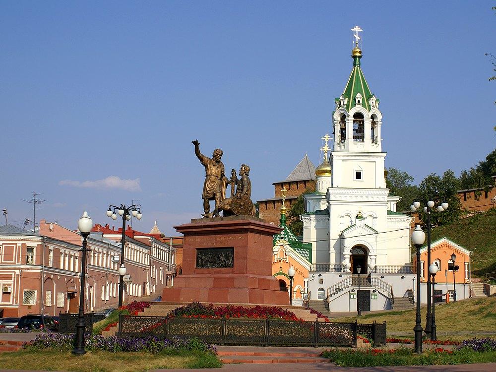 Где заказать интересную экскурсию в Н.Новгороде?