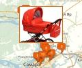 Как выбрать детскую коляску в Самаре?