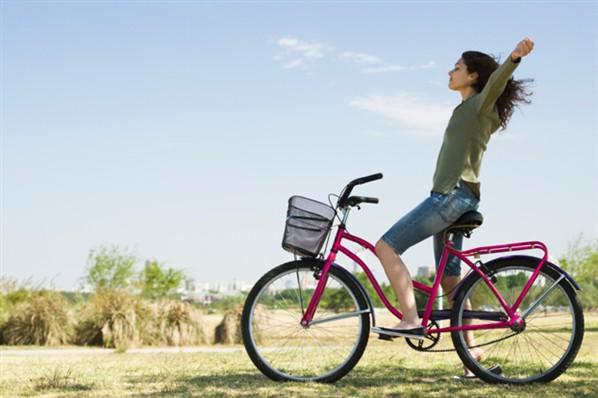 Где покататься на велосипеде в Казани?