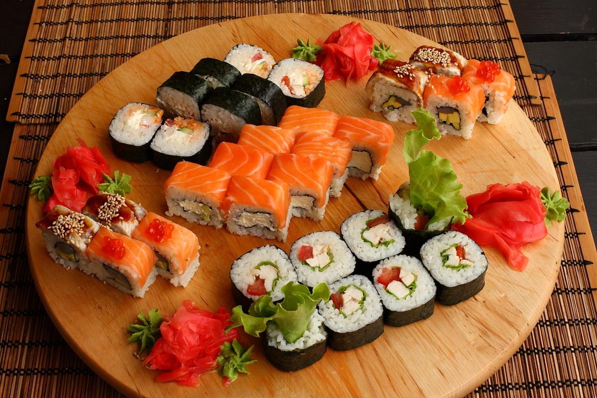 Где заказать доставку суши в Самаре?