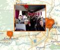 Где можно заказать туристический автобус в Н.Новгороде?