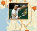 Где поиграть в большой теннис в Казани?
