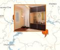 Где в Казани заказать шкаф-купе?