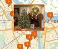 Где купить елку и елочные украшения в Нижнем Новгороде?