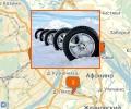 Где купить зимние шины в Нижнем Новгороде?