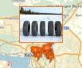 Где купить зимние шины в Казани?