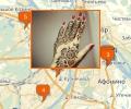 Где делают мехенди в Нижнем Новгороде?