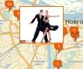 Где обучиться спортивным танцам в Нижнем Новгороде?