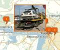 Где находятся штрафстоянки в Казани?