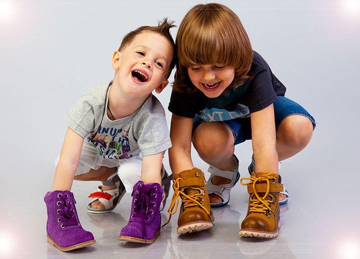 Детская обувь в Саратове - качественная и недорогая