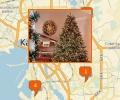 Где купить елку и елочные украшения в Казани?