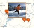 Где покататься на лыжах в Казани?