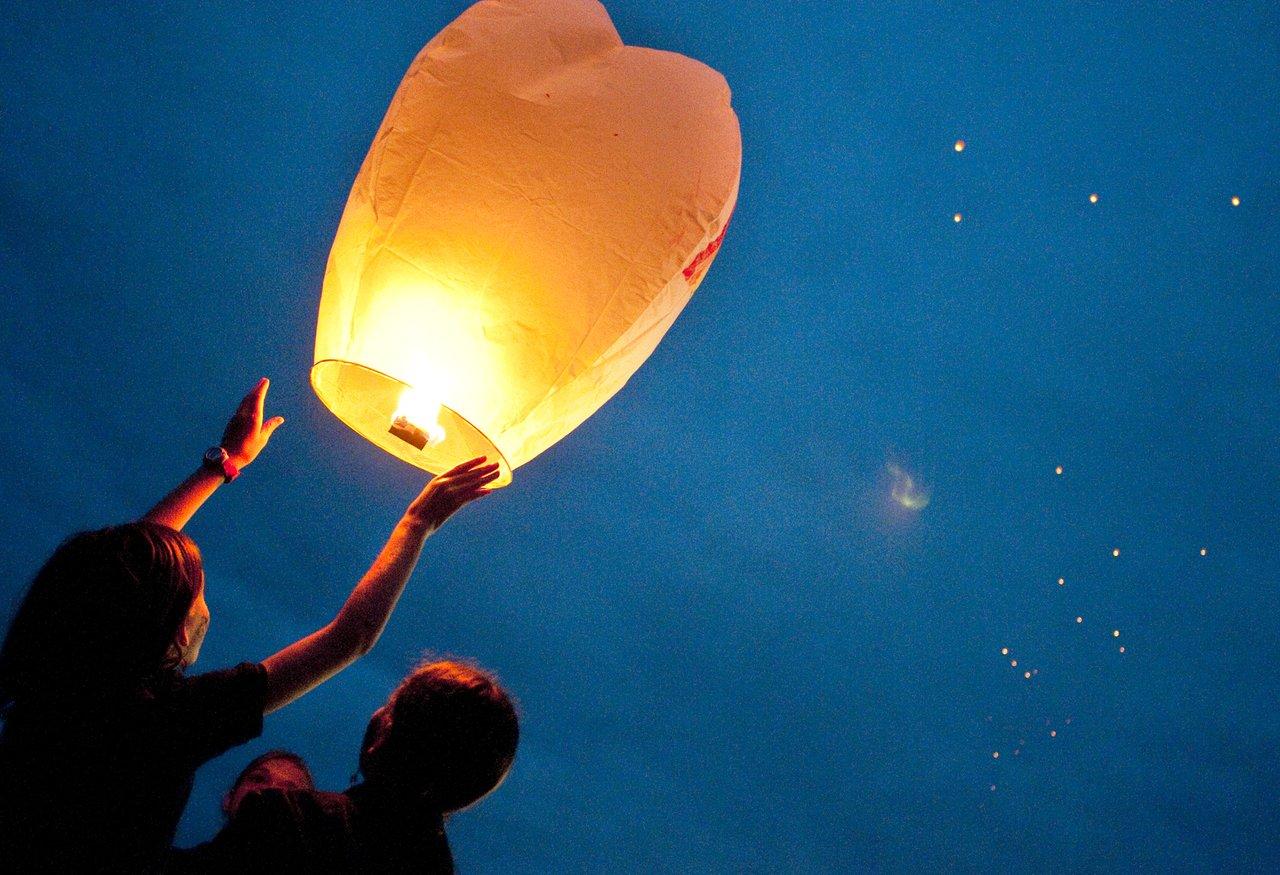Где купить небесные фонарики в Самаре?