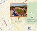 Стадион Локомотив в Нижнем Новгороде